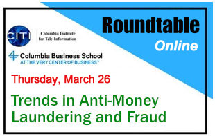 Online Roundtable Trends in AML CFT Blockchain Fraud
