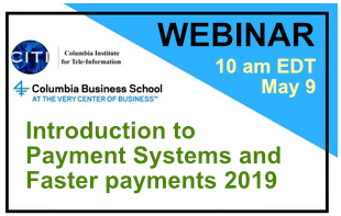 Webinar Intro to Payments, Faster Payments